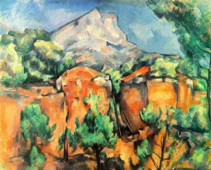 Cezanne, 1897