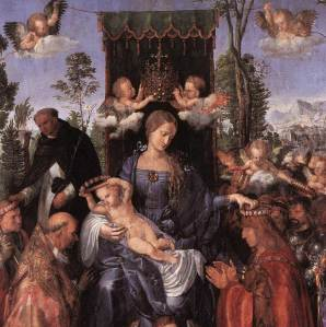 Durer, Festa del Rosario
