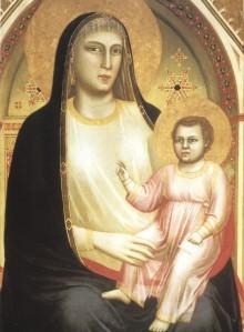 Giotto Madonna, Ognissanti, Firenze