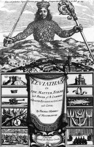 Hobbes, Il Leviatano (1651)