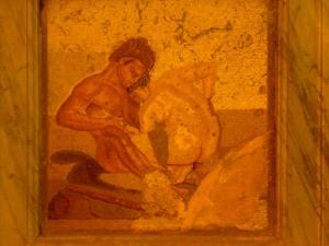 affresco-romano