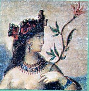 la regina di Saba secondo Moreau