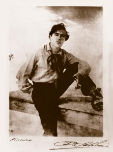 Modigliani, Firenze 1909