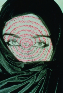 Shirin Neshat, I'm it's secret