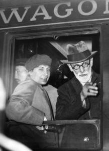 la fuga di Freud