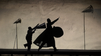 Kentridge, The Refusal of time