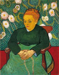 Van Gogh la Berceuse
