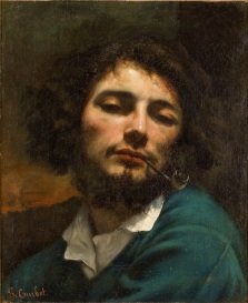 Courbet, Lhomme à la pipe (1846)