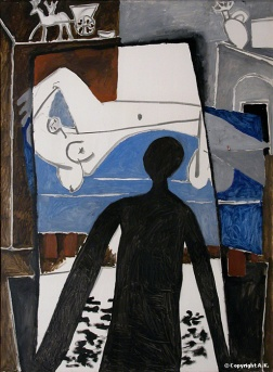 Picasso, L'ombra