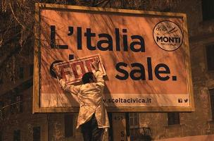 Italia for sale di  Iginio De Luca