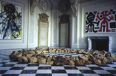 Castello di Rivoli, interni