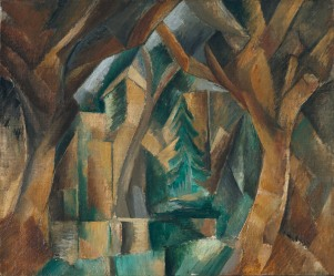 Braque 1909