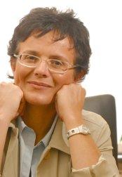 La scienziata Elena Cattaneo