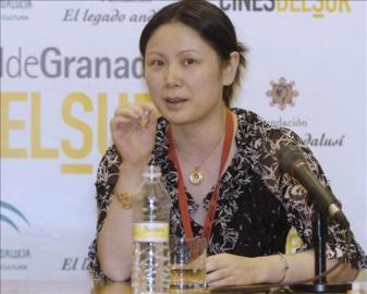 La regista Emily Tang