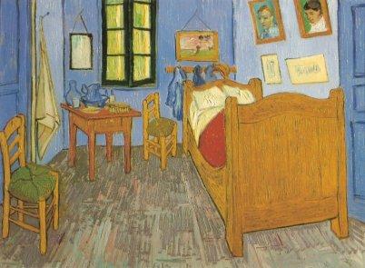 Van Gogh, Camera da letto , Chicago