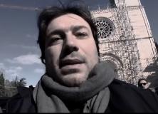 Tomaso Montanari a L'Aquila