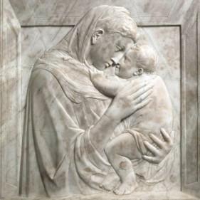 Donatello, Madonna dei Pazzi, 1420-30