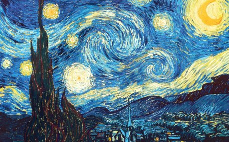 Van Gogh Starry nights