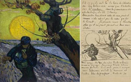 Van Goghe lettere