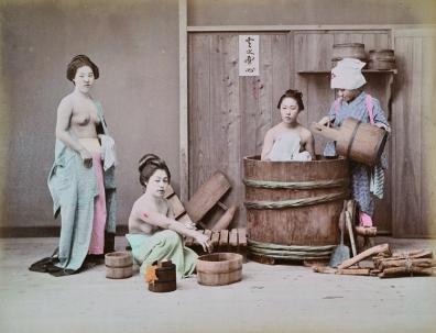 Gheishe e Samurai-Genova