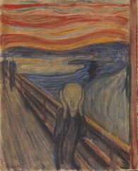 Munch, L'Urlo 1983