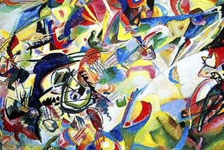 Kandinsky, avanguardie russe a Firenze
