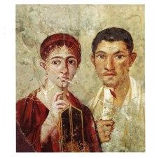 Terentius e sua moglie