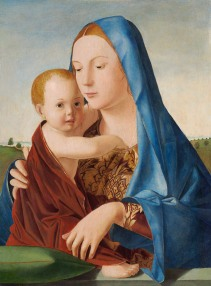 Antonello, Madonna Benson