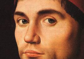 ritratto di giovane di Antonello da Messina