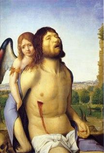 Antonello, Cristo morto