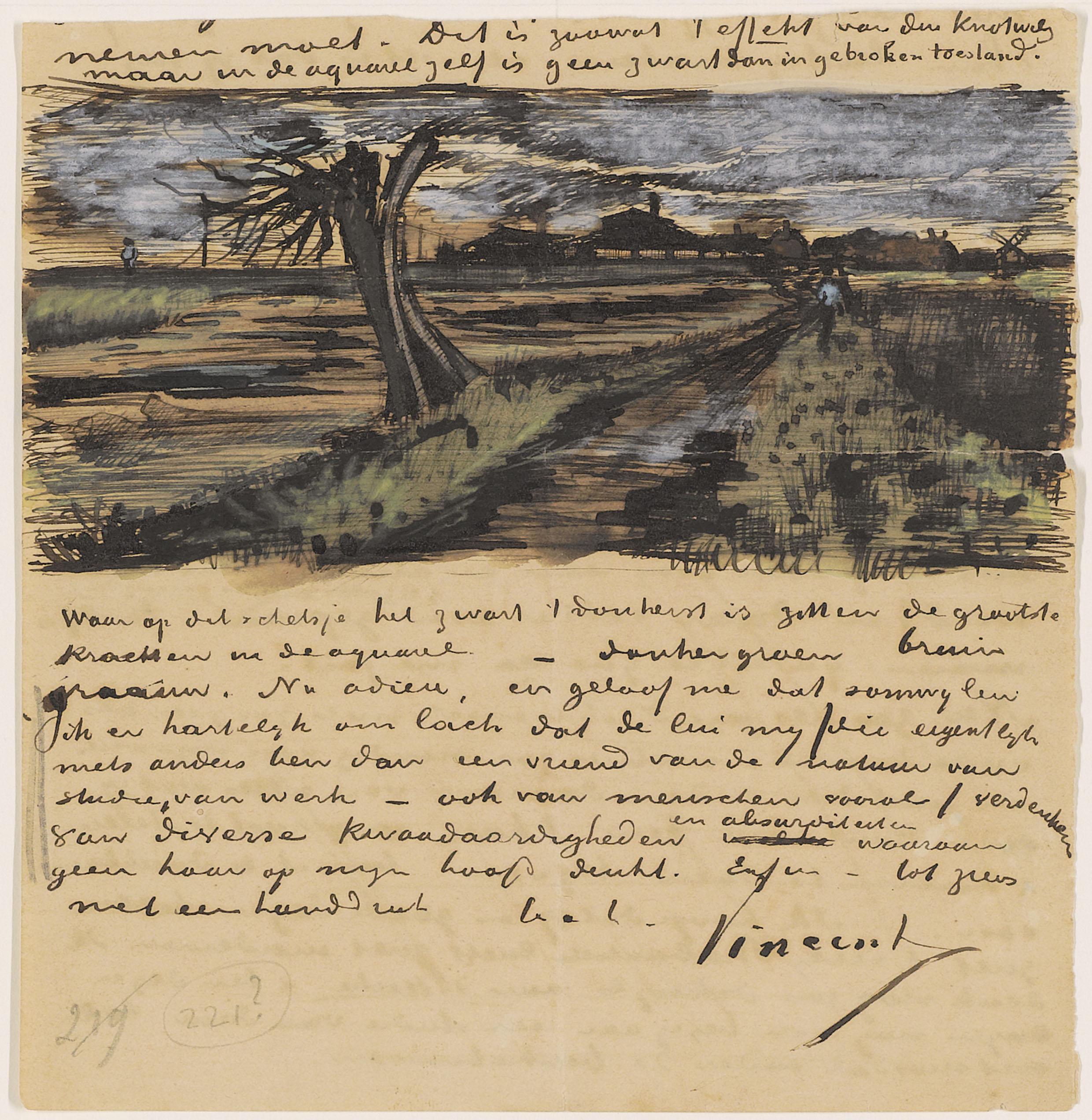 Briefe Von Van Gogh : Museo van gogh « articoli