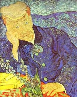 Van Gogh, ritratto di Gachet