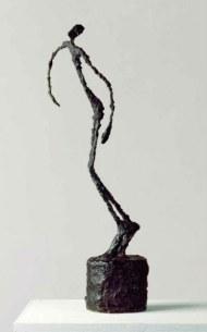 Giacometti, homme-qui-chavire