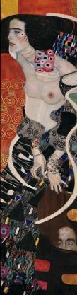Klimt, Alma come Giuditta Salomè