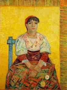 L'italiana di Van Gogh
