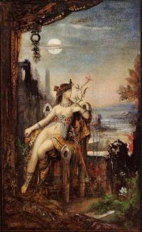 Gustave Moreau - Cleopatra