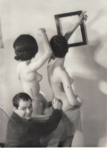 Piero Manzoni scultra vivente