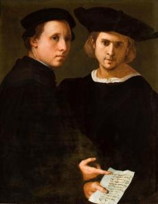 Pontormo, Due amici