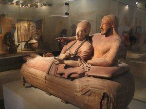 Gli sposi etruschi