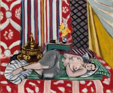 Matisse odalisca- Ferrara