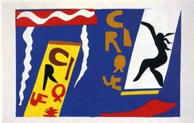 Matisse  cut up