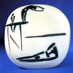 Picasso, ceramica