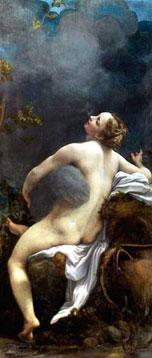 Correggio, Giove ed Io