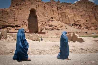 Il vuoto lasciato dai Buddha di Bamyan
