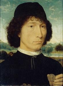 Memling, ritratto di Giovanni di Candida