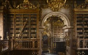 Biblioteca-Joanina-Coimbra-Portogallo