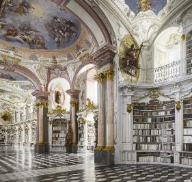 Biblioteca Rococò