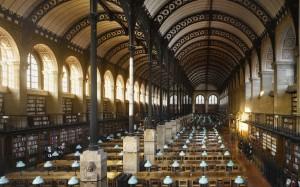 Biblioteca-Sainte-Geneviève-Parigi-Francia