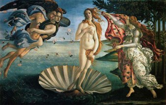 Botticelli, Venere
