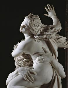 Bernini, Ratto di Proserpina